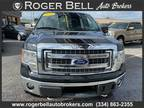 2013 Ford F-150 Lariat SuperCrew 5.5-ft. Bed 4WD CREW CAB PICKUP 4-DR