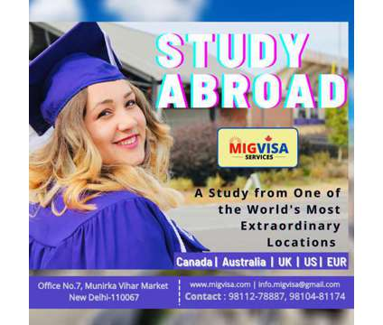 Studying Abroad | Top Universities | Colleges, Courses, Exams, Free Counseling is a Career Services service in New Delhi DL
