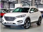 Hyundai Tucson 1.6 TGDi Sport Edition 5dr 2WD 4x4 2017, 20863 miles