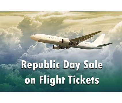 Last Chance to Save Big on Travel with Republic Day Sale is a Travel Ticket in New Delhi DL