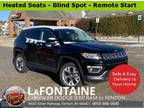 2021 Jeep Compass Black, 10 miles