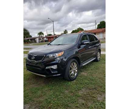 2012 Kia Sorento SX is a 2012 Kia Sorento SX SUV in Miami FL