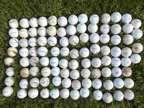 ORIGINAL LOT of 30 USED GLEN ABBEY TITLEST GOLF BALLS