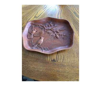 Molded Wood Grain-like Tray is a Blue Everything Else for Sale in Wescosville PA