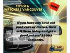 Best Toyota Wreckers Vancouver