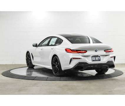 New 2021 BMW 8 Series Gran Coupe is a White 2021 BMW 8-Series Coupe in Calabasas CA