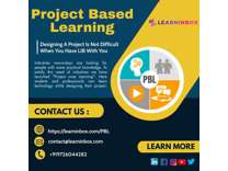 Exclusive Project based learning- LearnInbox| AI & software