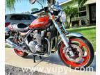 1993 Kawasaki ZR1100 Sport Rider