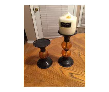 Candle Holders is a Brown Everything Else for Sale in Wescosville PA