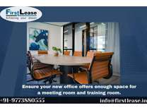 Commercial leasing companies in India