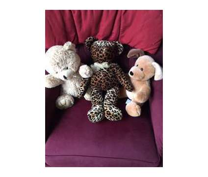Teddy Bears is a Collectibles for Sale in Wescosville PA