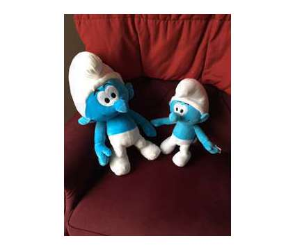 Popa & Baby Smurf is a Everything Else for Sale in Wescosville PA
