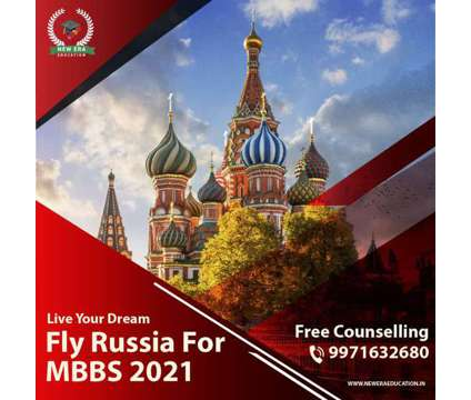 MBBS In Russia is a Career Services service in Delhi DL