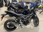 2021 Suzuki SV650A Motorcycle for Sale