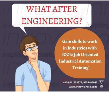 PLC SCADA Training in Noida is a Career Services service in New Delhi DL