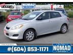 2013 Toyota Matrix LOW MILEAGE ECONOMY SPORT HATCHBACK