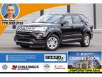 2019 Ford Explorer Xlt   *No Accidents*   Leather, Sunroof, Loaded!