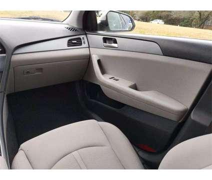 2018 Hyundai Sonata SE is a Silver 2018 Hyundai Sonata SE Car for Sale in Richmond VA