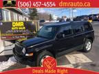2014 Jeep Patriot 4WD 4dr North