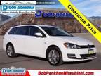 2016 Volkswagen Golf SportWagen TSI Limited Edition