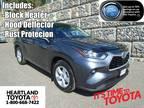 2020 Toyota Highlander Hybrid LE