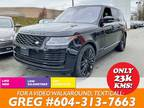 2020 Land Rover Range Rover HSE TD6 SUV: LOW KMS! AS NEW CONDITION!