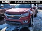 2016 Chevrolet Colorado Red, 27K miles