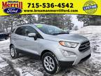 2019 Ford EcoSport Silver, 32K miles