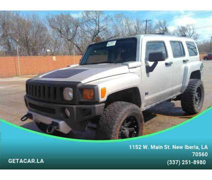 2008 HUMMER H3 for sale is a 2008 Hummer H3 Car for Sale in New Iberia LA