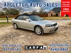 2003 Lincoln LS V8 Sedan w/Sport Pkg *Only 87k Miles* Free Warranty and Free