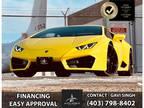 2018 Lamborghini Huracan Low KM Factory Warranty Navigation Camera