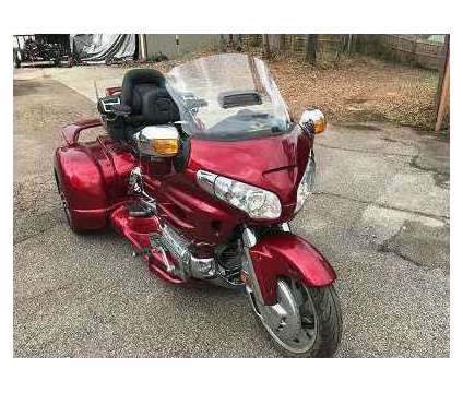 Used 2010 Honda Gold Wing 1800 Trike is a 2010 Honda H Motorcycles Trike in Columbus OH