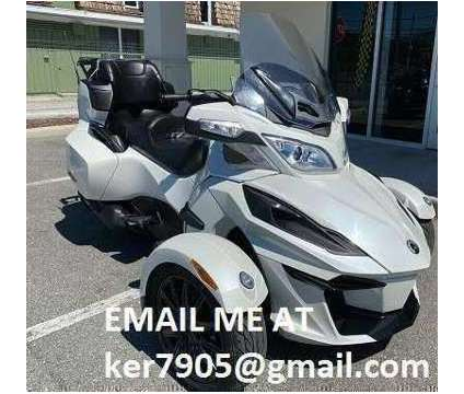 2018 Can Am Spyder RT is a 2018 Can-Am Spyder Motorcycles Trike in Columbus OH