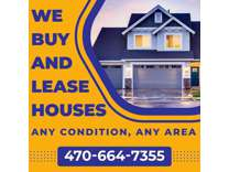 We Buy And Lease Houses
