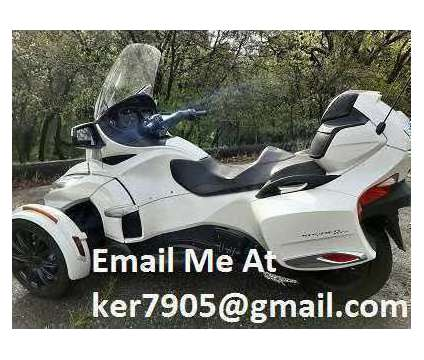 2014 Can Am Spyder RT is a 2014 Can-Am Spyder Motorcycles Trike in Virginia Beach VA