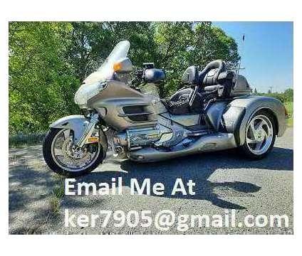 2004 Honda Gold Wing Trike is a 2004 Honda H Motorcycles Trike in Virginia Beach VA