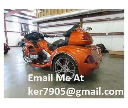 2013 Honda Gold Wing Trike is a 2013 Honda H Motorcycles Trike in Sweetwater TN