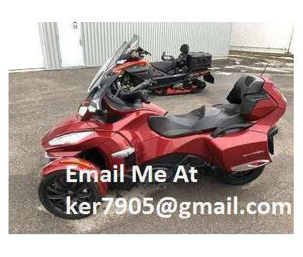 2016 Can Am Spyder RT-S SE6 is a 2016 Can-Am Spyder Motorcycles Trike in Marion AR