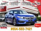 2018 Honda Civic SE - Honda Certified 7 YR/160K Warranty