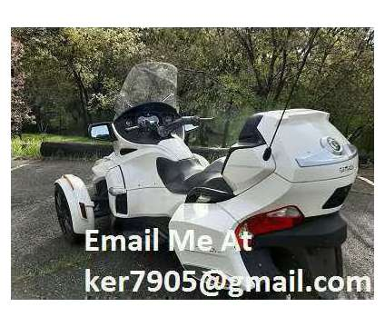 2015 Can Am Spyder RT LTD is a 2015 Can-Am Spyder Motorcycles Trike in Colorado Springs CO