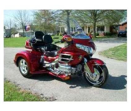 2011 Honda Gold Wing Trike is a 2011 Honda H Motorcycles Trike in Grand Chute WI