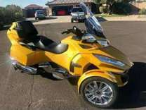 2016 can am spyder limited rt