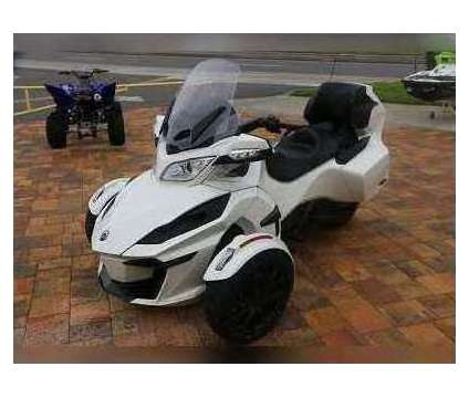 2019 Can Am Spyder RT is a 2019 Can-Am Spyder Motorcycles Trike in Manchester WA