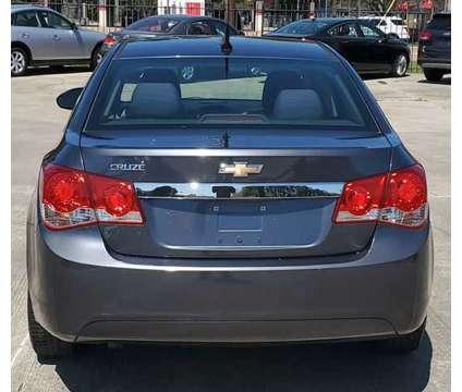 2013 Chevrolet Cruze for sale is a Grey 2013 Chevrolet Cruze Car for Sale in Shreveport LA