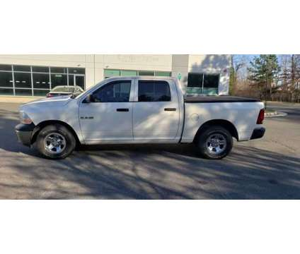 2009 Dodge Ram 1500 Crew Cab for sale is a White 2009 Dodge Ram 1500 Car for Sale in Chantilly VA