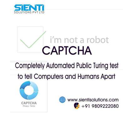 Captcha is a Other Announcements listing in Ernakulam KL