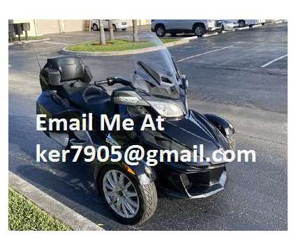 2016 Can Am Spyder RT-S SE6 is a 2016 Can-Am Spyder Motorcycles Trike in Minneapolis MN
