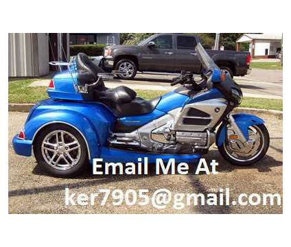 2012 Honda Gold Wing GL1800 is a 2012 Honda H Motorcycles Trike in Minneapolis MN