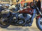 2020 Indian Motorcycle® Scout® Bobber Twenty ABS Burnished Metal Motorcycle