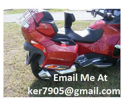 2015 Can Am Spyder RT is a 2015 Can-Am Spyder Motorcycles Trike in Oklahoma City OK